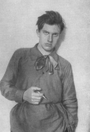 Mayakovsky 1910