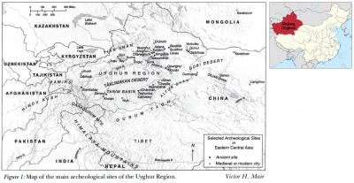 Uyghur Archaeological Sites